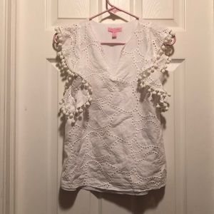 Lilly Pulitzer top xxs